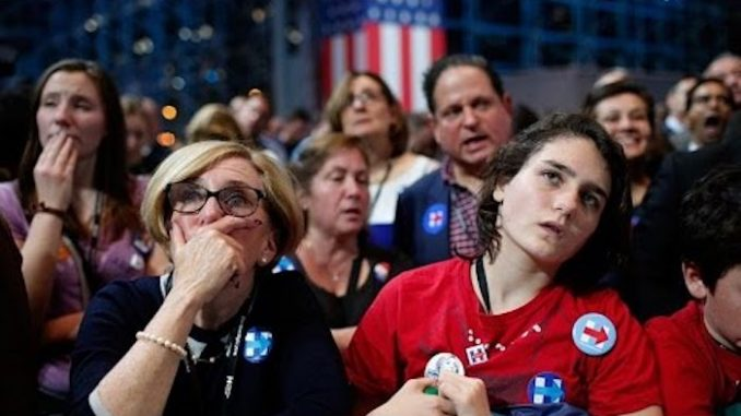 Hillary Coilnton supporters were found to be the most intolerant group of people, according to a new study