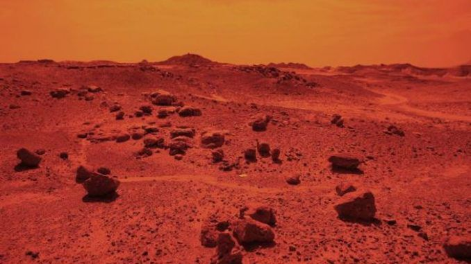 Scientists find new evidence showing life on Mars