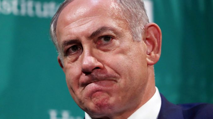 Police Are Calling For Criminal Investigation Into Netanyahu Affairs