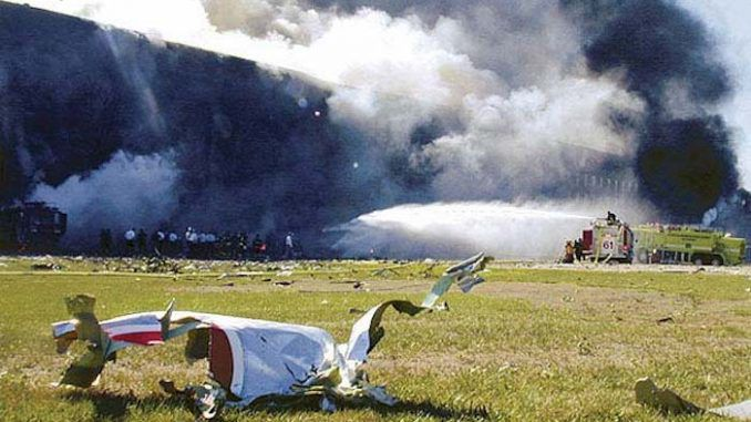 Army general claims to have proof that no planes hit the Pentagon on 9/11