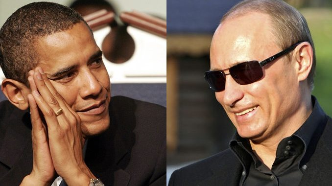 Putin responds to Russian sanctions by Obama administration