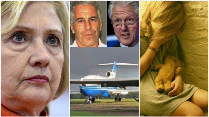 Clinton implicated in new pedophile ring scandal