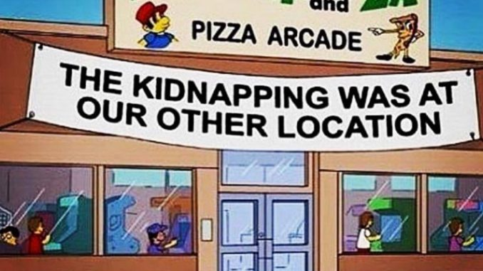 The Simpsons eerily depicts a pizzagate scandal in an early cartoon