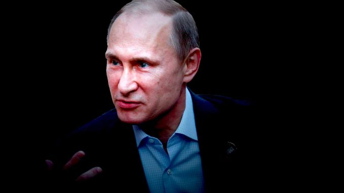 Vladimir Putin says the New World Order have failed in their globalist agenda