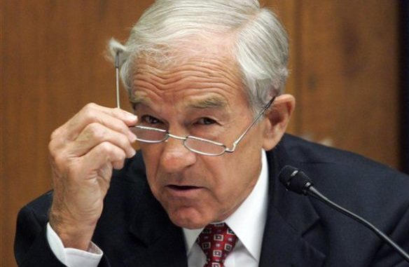 Ron Paul: CIA Meddled In 'Hundreds' Of Elections