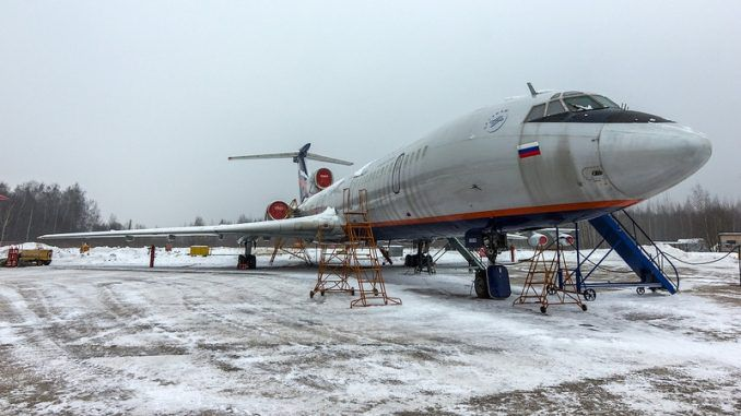Russian Military Plane Crashes In Black Sea En Route To Syria