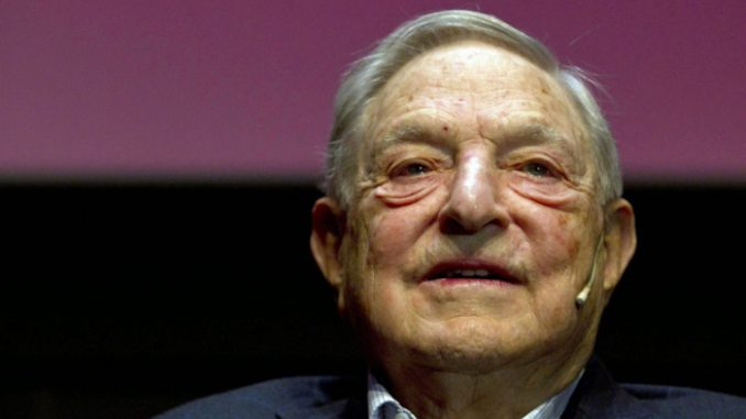 George Soros caught funding Facebook censorship attempt
