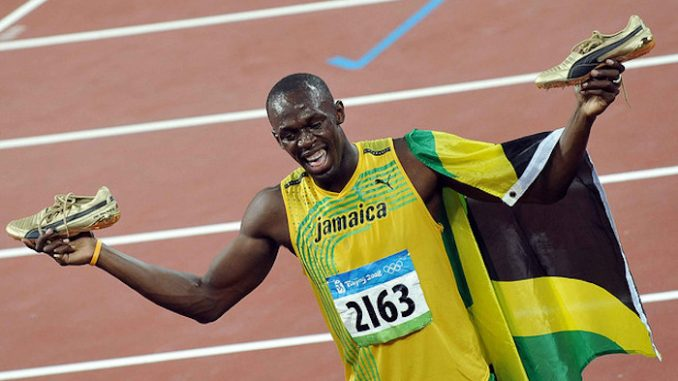 The world's most successful swimmer, Michael Phelps, and fastest ever runner, Usain Bolt, have endorsed marijuana for its medicinal value.
