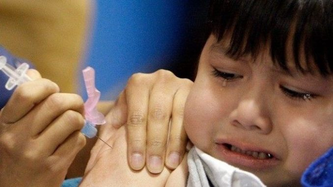 A peer-reviewed scientific study that proved vaccinated children are three times more likely to be diagnosed with autism has been banned from the internet.