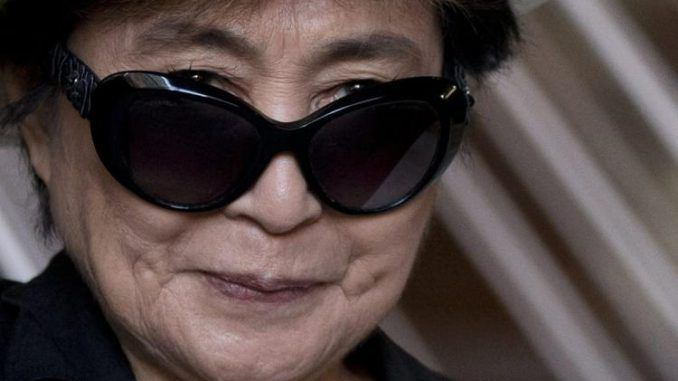 "Yoko Ono claims she summoned the spirit of John Lennon on the 36th anniversary of his death during an ""Enochian magic"" ceremony, and what he said about president-elect Donald Trump might surprise you."