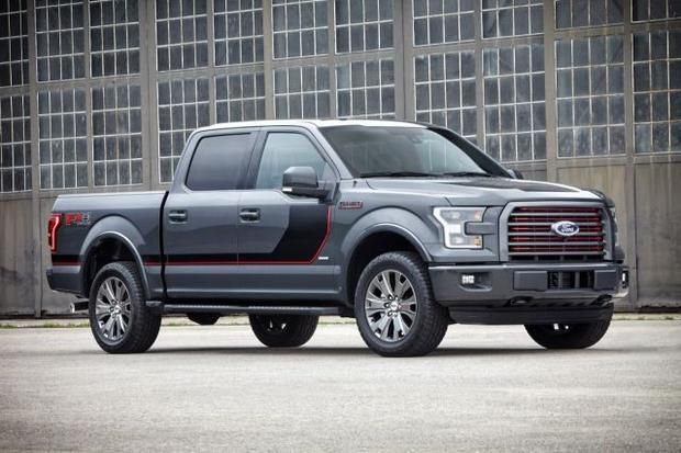Soon more automobiles will be made in the USA, like the Ford F-150.