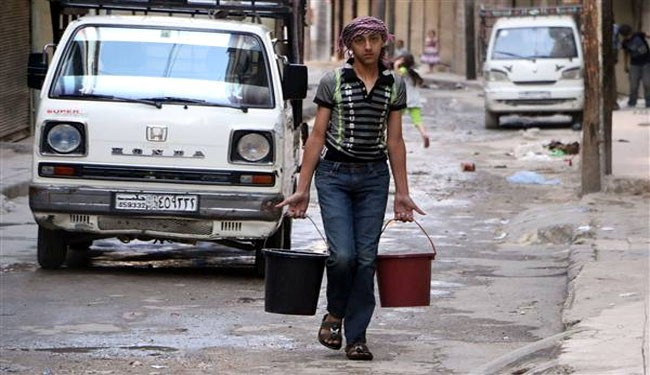 ISIS Cuts Off Water Supply To Aleppo in Syria