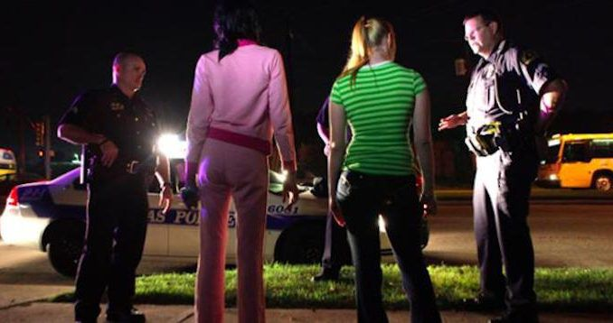 California decriminalizes child prostitution