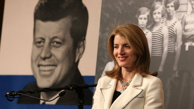 JFK's Daughter Caroline Makes Major Political Announcement