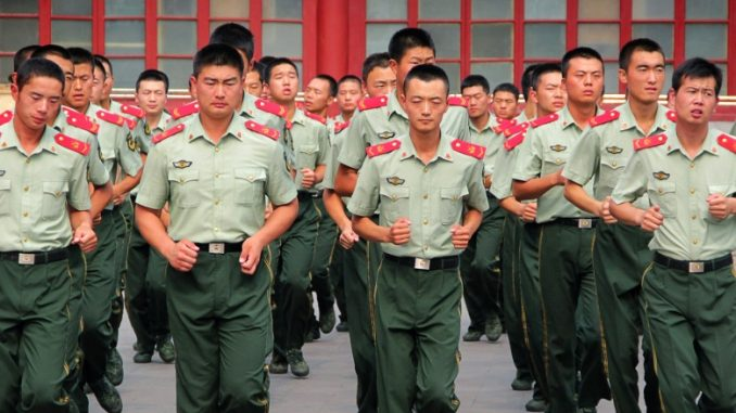 China tell Trump to prepare for war
