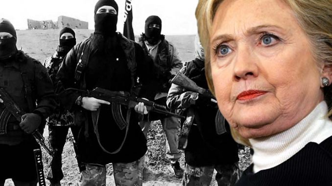 Hundreds of FBI agents and NYPD officers investigate Clinton Foundation for funding ISIS