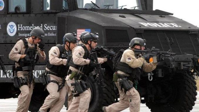The DHS claim that alternative media pose the same threat as ISIS