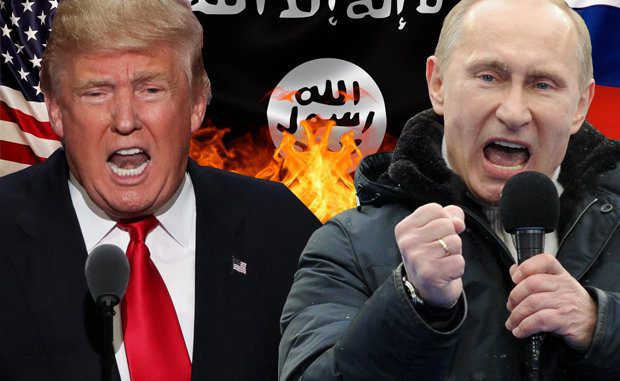 Trump Willing To Team Up With Putin To Fight ISIS