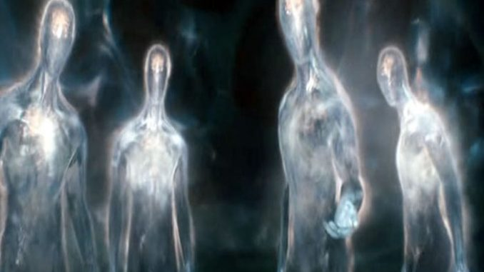 FBI docs reveal that we've been visited by beings from another dimension