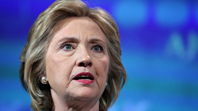 FBI accuse Hillary Clinton of committing espionage against the United States