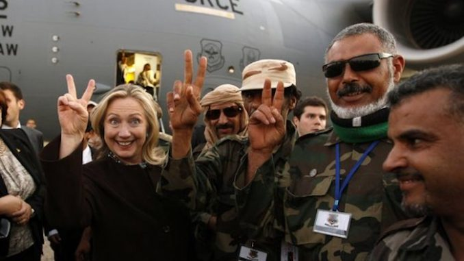 Wikileaks founder Julian Assange says Hillary Clinton profited $100k from ISIS