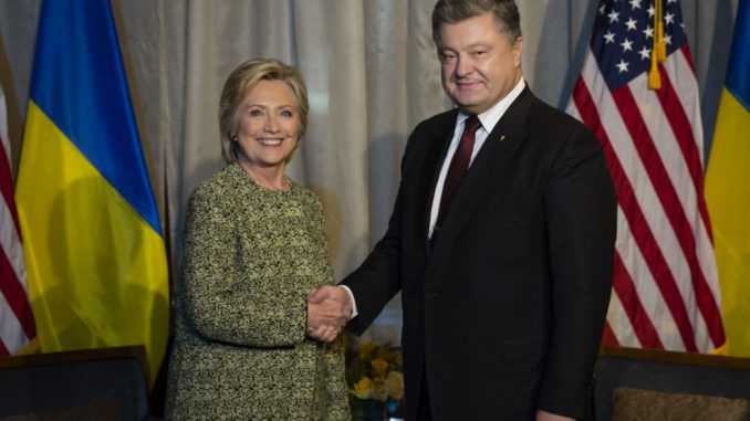 Ukraine caught interfering in US election to help Hillary Clinton