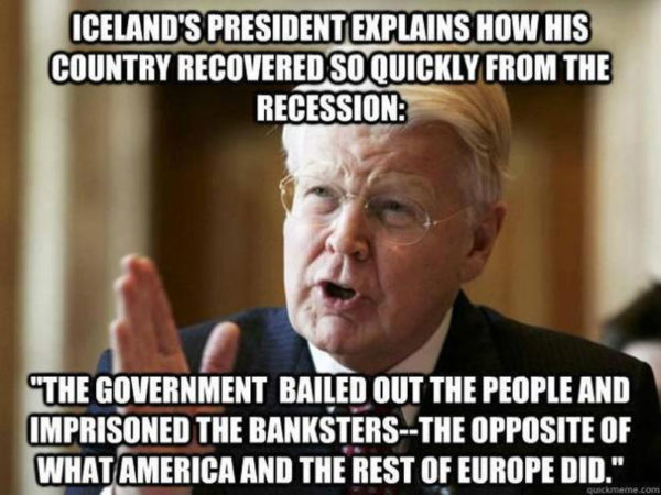 Iceland bankers