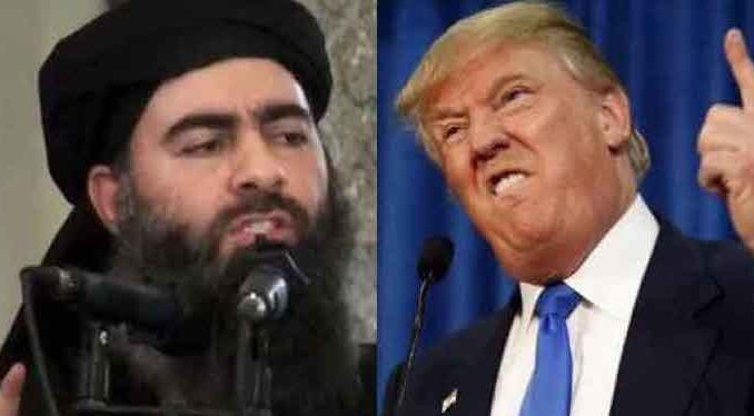 The United States has wounded and captured ISIS leader Abu Bakr Al-Baghdadi after one day of punishing airstrikes, according to reports from Iraq.