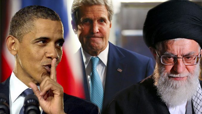 Obama gives nuclear bomb making material to Iran
