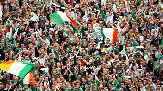 Irish people are set to become extinct by 2050