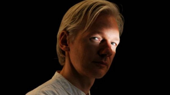Wikileaks reveals that Julian Assange fears for his life in cryptic tweet