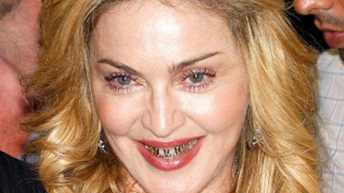 Millionaire heretic Madonna has revealed that she practiced Jewish mystical witchcraft on election night to make Donald Trump lose.