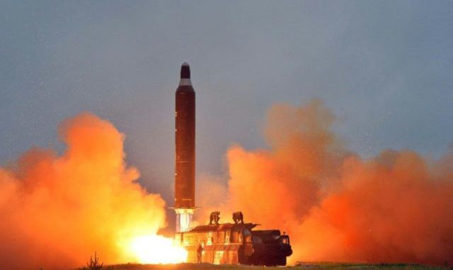 US Warns North Korea Against Testing Nuclear-Capable Missile