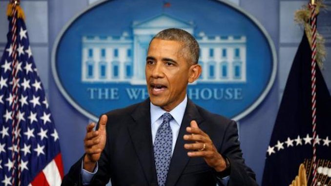 President Obama dropped a bombshell during his final press conference, admitting that the DNC emails published by Wikileaks were leaked from within the DNC - not hacked by Russia.
