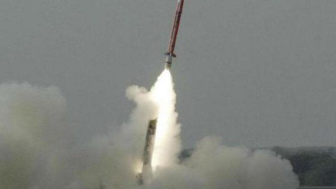 Pakistan conduct nuclear-capable missile test