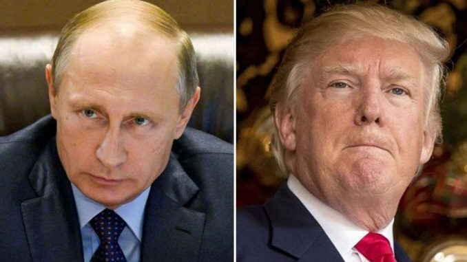 Vladimir Putin warns that CIA plan violent coup to oust Trump