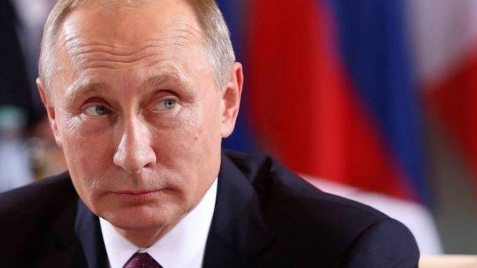 Putin accuses the CIA of performing a huge cyberattack against Russia
