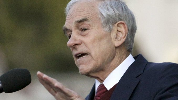 The Federal Reserve is hell-bent on tanking the economy in order damage President Donald Trump and turn the people against him, according to former Rep. Ron Paul (R-TX).