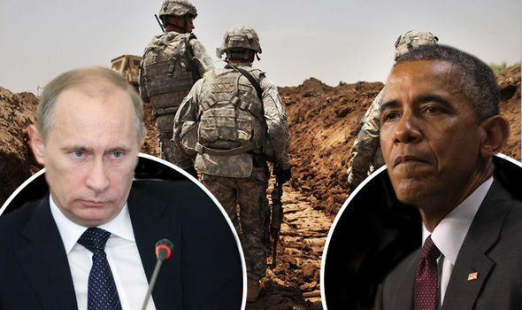 US Special Forces Deployed To Russian Border