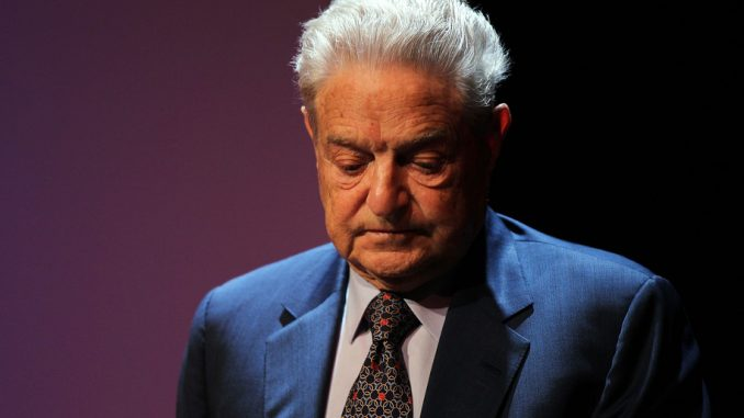George Soros on the brink of bankruptcy following Trump victory