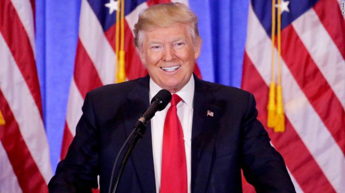 Donald Trump has announced plans to allow members of the alternative media to join the White House Press Corps in Washington.