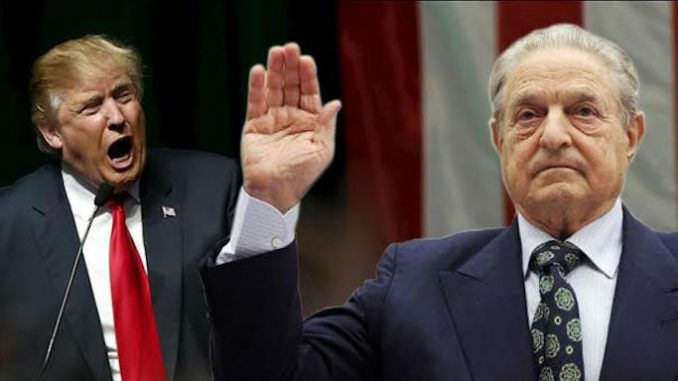 Trump declares George Soros a national security threat