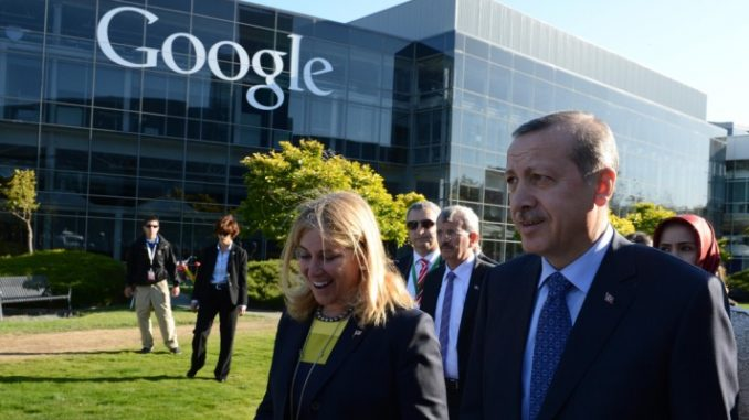 Turkey to ban Google from the country