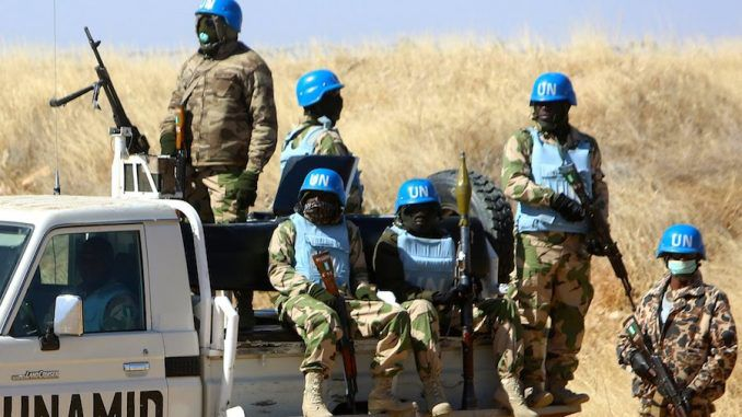 Over one hundred children say they were raped by UN peacekeepers