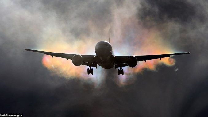 Radiation clouds pose risk to passengers, scientists say