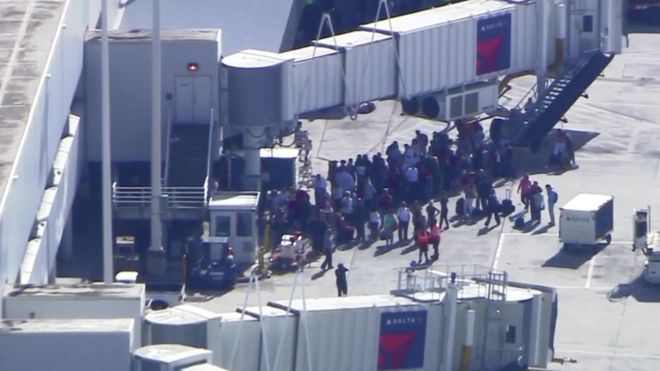 Multiple People Shot Dead At Fort Lauderdale Airport