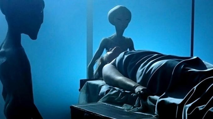 Alien abductee reveals the truth about extraterrestrials