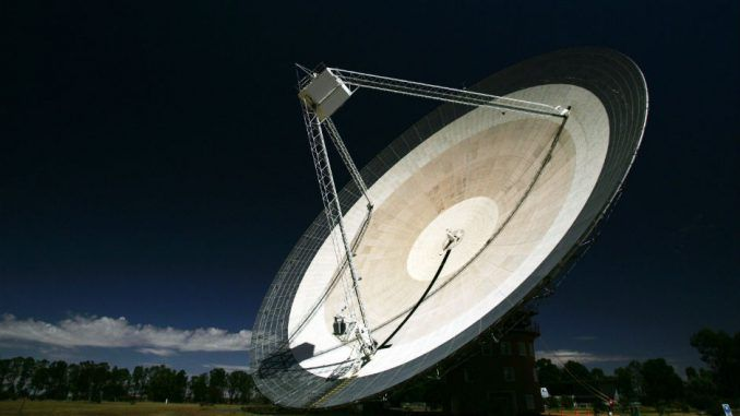 Scientists discover alien signal from distant galaxy