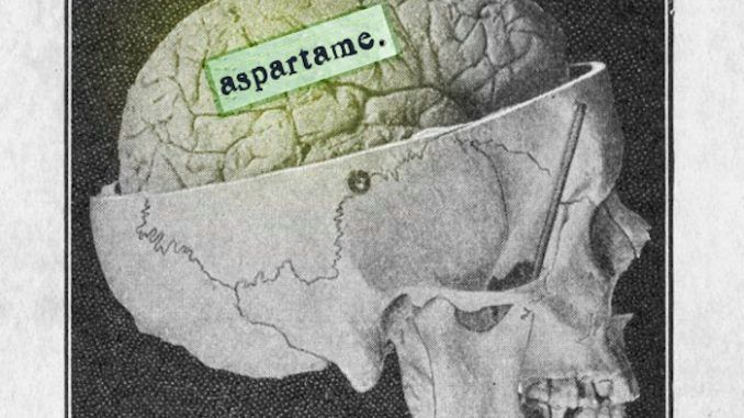 Aspartame study lists 'death' as a potential side-effect
