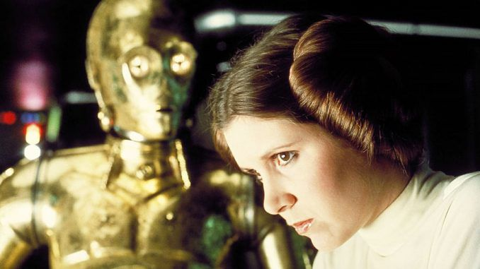 Disney Set To Receive $50 Million After Carrie Fisher's Death